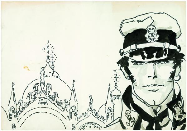 Hugo Pratt-Corto Maltese - La Fable de Venise