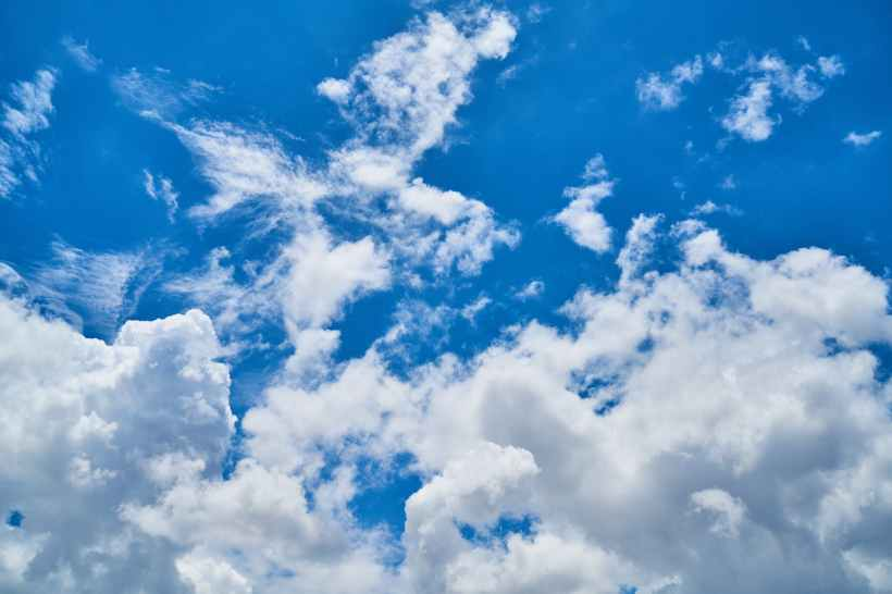 atmosphere background beautiful blue